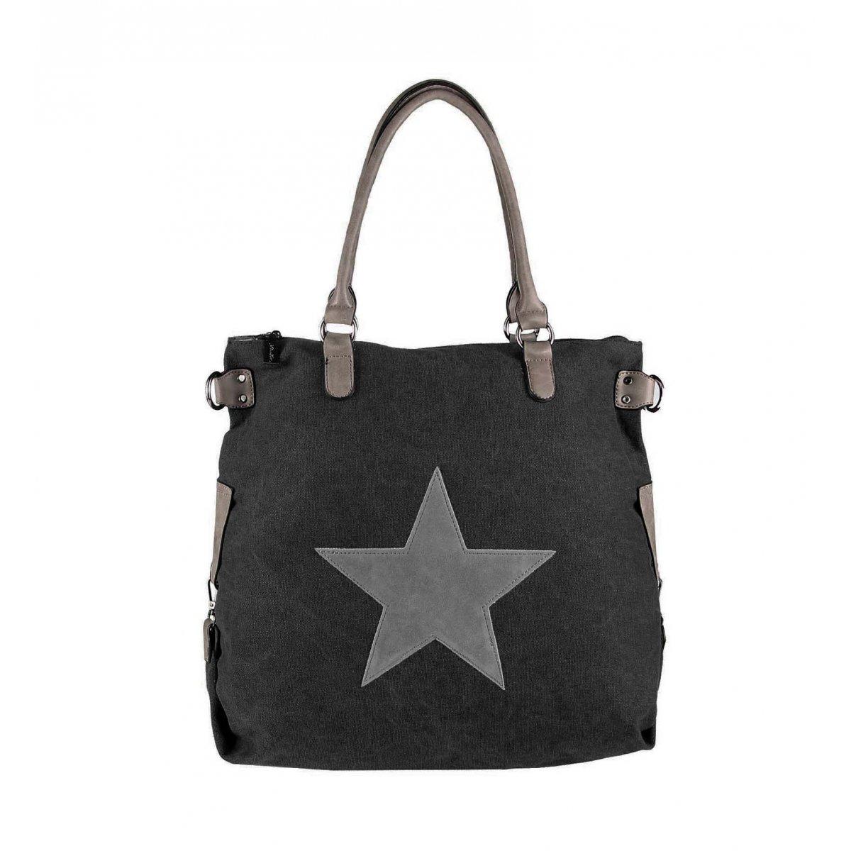 obc ital design din a4 stern tasche handtasche damentasche. Black Bedroom Furniture Sets. Home Design Ideas