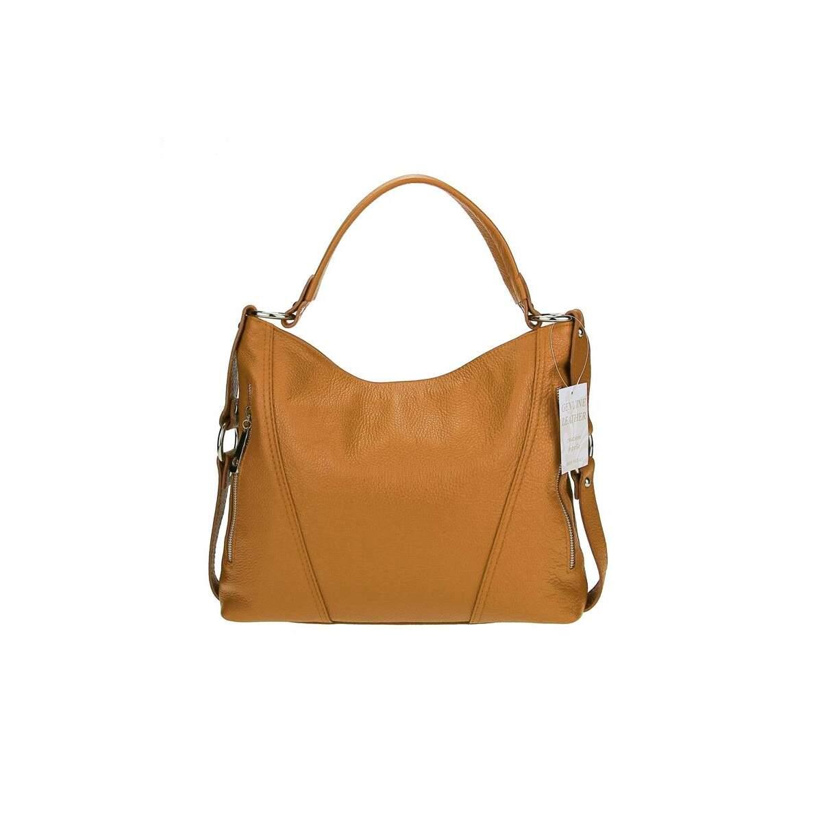 573c64b9139ac Leder Shopper. Interesting Obc Made In Italy Damen Echt Leder ...