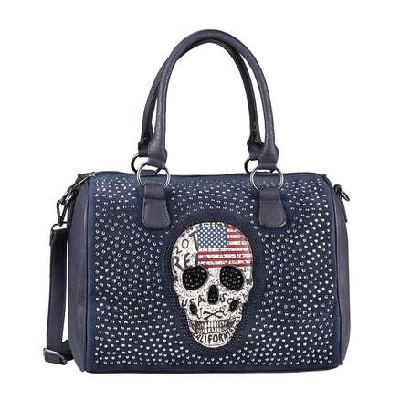 DAMEN TASCHE XXL Metallic Shopper Hobo Bag Umhängetasche Leder Ta032