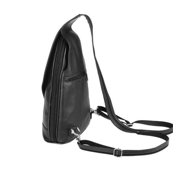 853fd55ee5a34 ... OBC Made in Italy DAMEN echt Leder RUCKSACK Lederrucksack Tasche  Schultertasche Ledertasche Nappaleder Handtasche ...