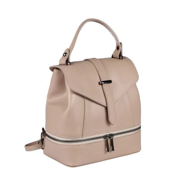 8678b0624e9ff OBC MADE IN ITALY DAMEN Echt LEDER TASCHE Business Shopper Schultertasche  Ledertasche Umhängetasche Handtasche echtleder (Hellrosa)
