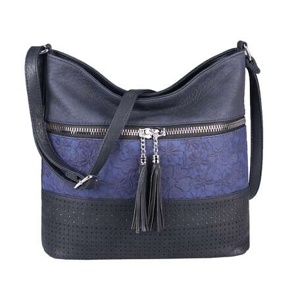 XL Große Damen Tasche Schultertasche Umhängetasche Shopper Leder Optik Braun NEU