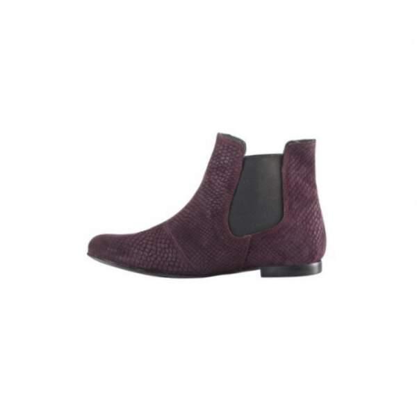 best sneakers 71d1a 76a33 DAMEN Schuhe Stiefeletten Rick Cardona New York Bordeaux ...