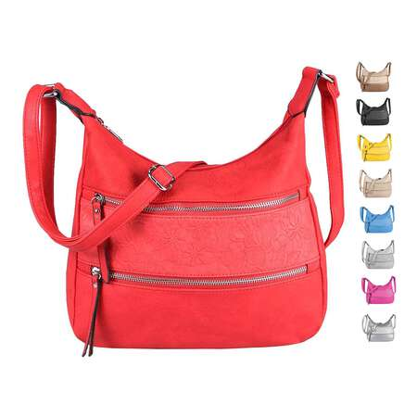 7080df2a51869 OBC Damen Tasche Blumen Shopper Tote Bag Handtasche Umhängetasche  Schultertasche Beuteltasche Leder Optik Hobo Crossbody ...