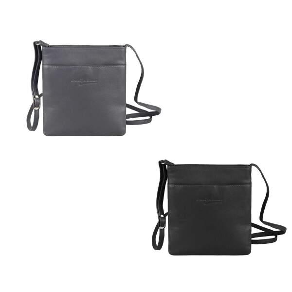 1d344d9e647d79 OBC Damen Leder Tasche Crossbody Handtasche Umhängetasche Ledertasche Schultertasche  Abendtasche Crossover City ...